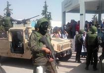 Теракт в отеле Туниса: онлайн-трансляция c места трагедии