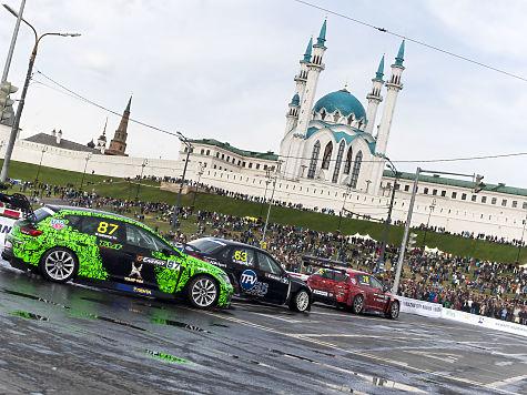 Пре-пати русской серии кольцевых гонок пройдет нанабережной вКазани