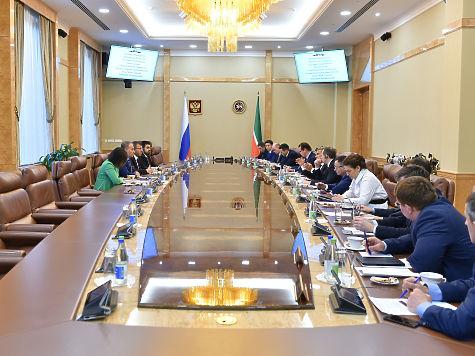Турция иТатарстан планируют сделать общую промзону попроекту Свияжского логистического центра