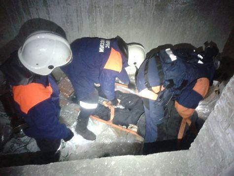 Внедостроенном доме вКазани обнаружили тело человека
