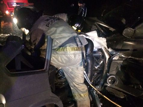ДТП вТатарстане: четверо погибших, трое пострадавших