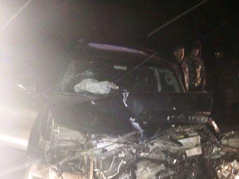 ВТатарстане при столкновении с Тоёта погибли 4 человека вВАЗ