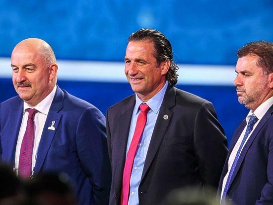Футболисты сборной РФ будут вчисле фаворитов Кубка конфедераций— Сантуш