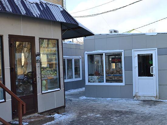 ВКазани порешению суда снесли 262 торговых объекта