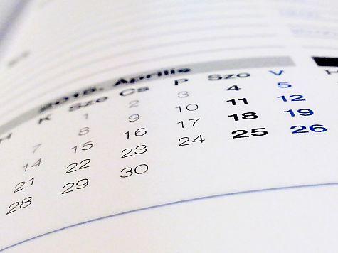 Праздники 2017: новогодние каникулы— 9 дней, мужской праздник— 4 дня, женский