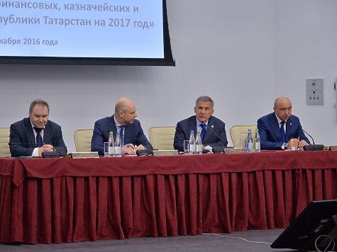 Глава Минфина отметил высокую роль Республики Татарстан в развитии экономики страны
