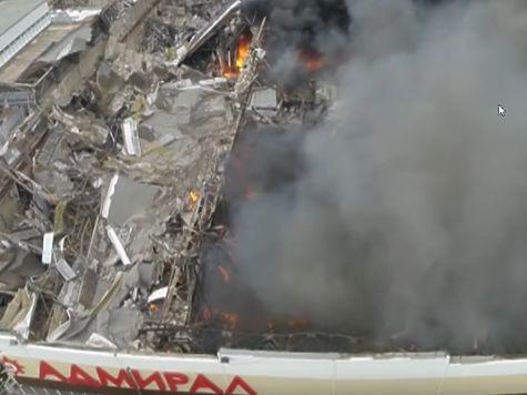 Окончено расследование уголовного дела опожареТЦ «Адмирал» вКазани