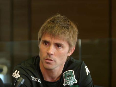 CAS обязал Торбинского выплатить «Рубину» 225 тыс. евро