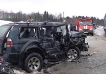 В аварии под Александровом погиб 11-летний мальчик