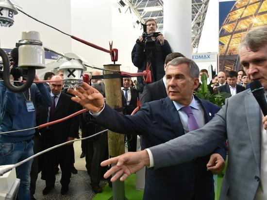 Лидер энергосбережения Татарстана с 2000 года снизил энергоемкость производства в 3 раза