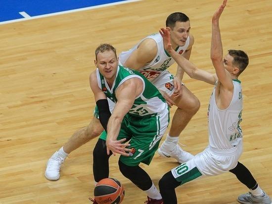 УНИКС дома проиграл «Жальгирису» в Евролиге