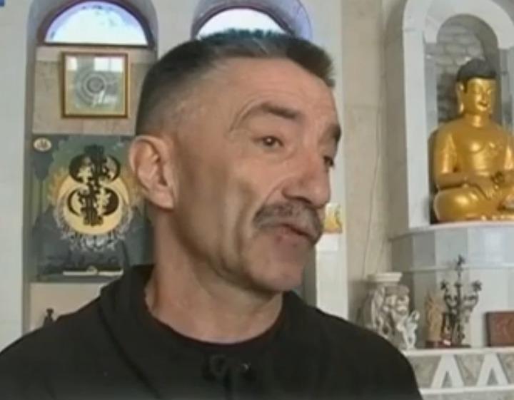 """Пожар на """"вселенском"""" капище в Казани"""