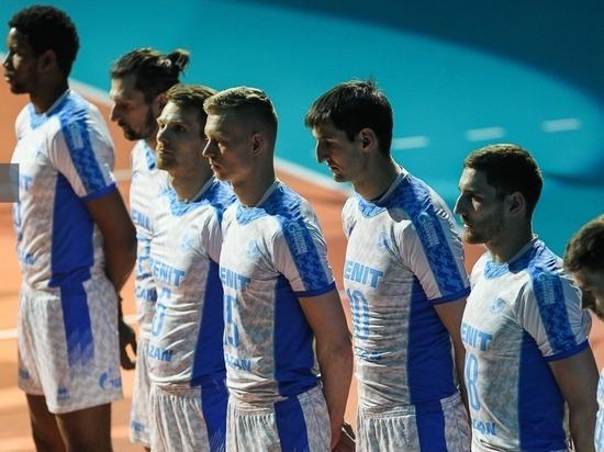Волейболисты казанского «Зенита» победили «Белогорье» ивышли в«Финал четырех» ЛЧ