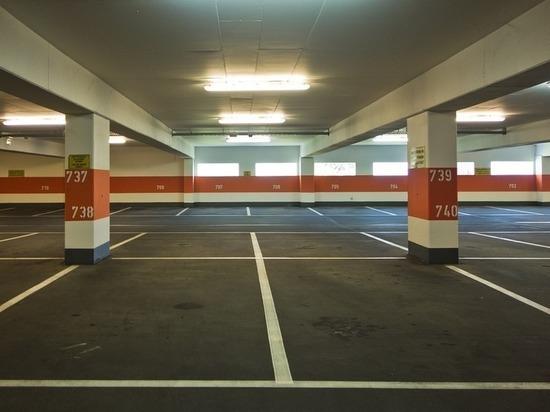 В Татарстане начали торговать машино-местами