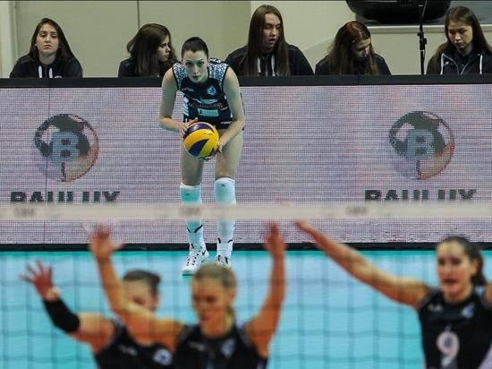 «Динамо-Казань» проиграло второй финальный матч чемпионата России