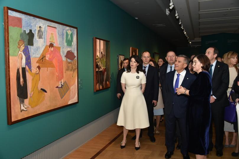 ВКазани открыли выставку шедевров Третьяковской галереи