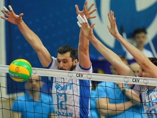 Вфинале казанский «Зенит» сыграет с столичным «Динамо»