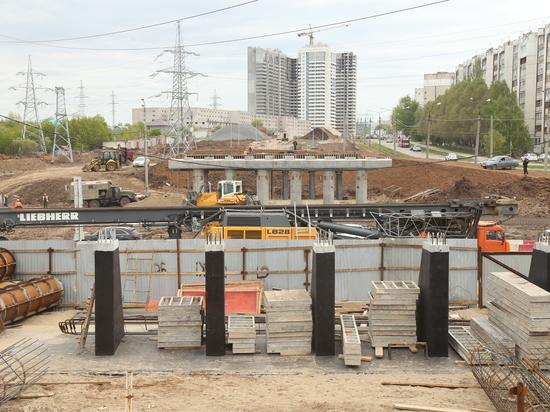 Реконструкцию улицы Ташкентской в Самаре «тормозят» линии электропередач