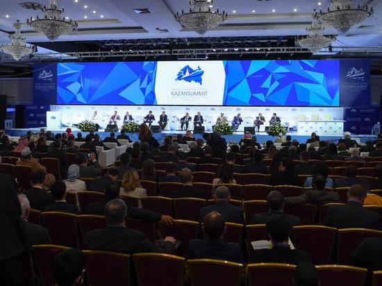 Участников Kazansummit-2017 благословили президент России и генсек Организации исламского сотрудничества
