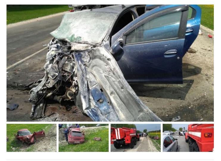 Двое мужчин погибли вдорожной трагедии вЛаишевском районе Татарстана