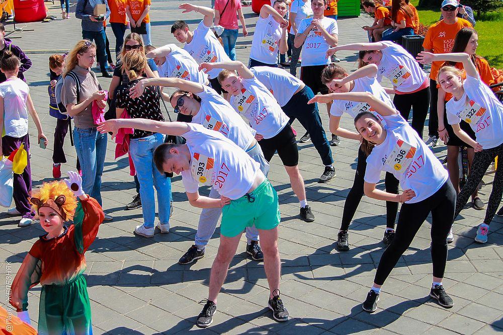 Благотворительный забег «Volga Legal Run» стартует вАвтозаводском районе