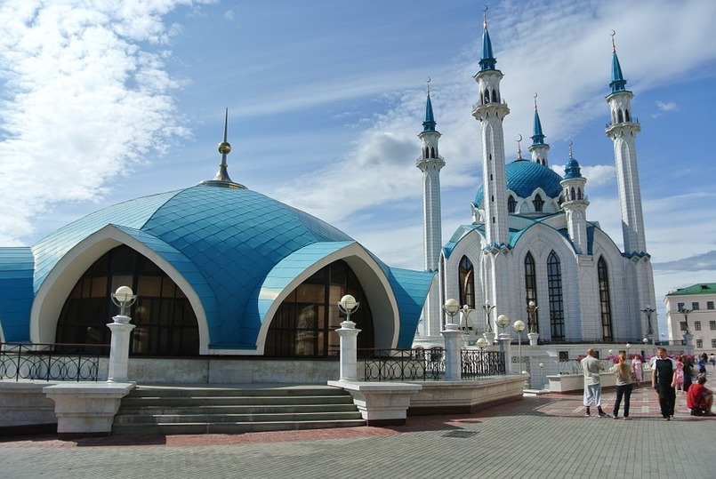 Казань вошла втоп-3 городов для отдыха сдетьми