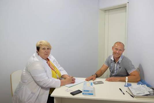 Гости Кубка конфедераций вКазани могут проверить собственный статус ВИЧ