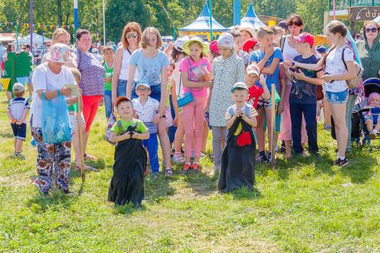 20июля вКазани проведут Сабантуй для детей