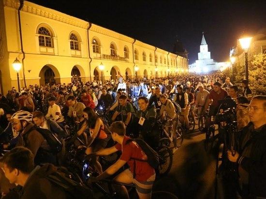 Превратится ли в Казани «Велоночь» в «Велофест»?