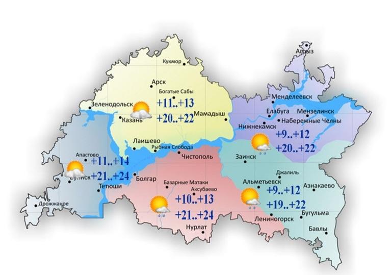 ВТверской области три дня могут продолжаться грозы: штормовое предупреждение отМЧС