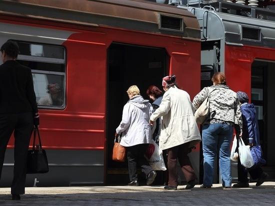 Безбилетники наказали добросовестных пассажиров электрички
