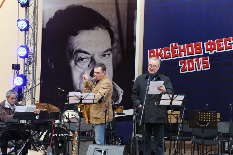 Племянник Василия Аксенова хочет судиться смэрией Казани