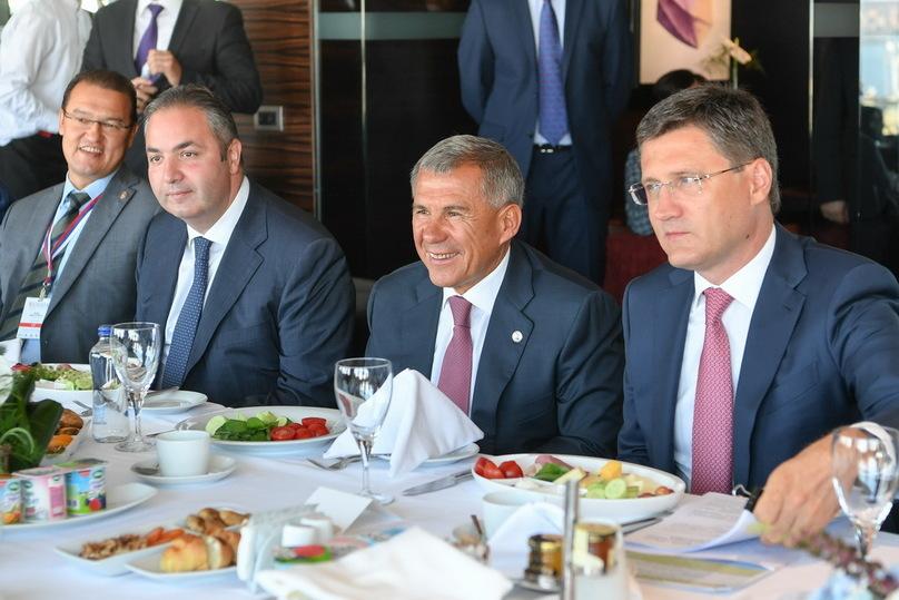 Инвесторы изТурции вложили 2 млрд долларов вТатарстан
