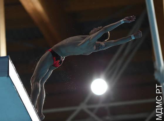Гимнасты сборной РФ взяли бронзовые медали летней Универсиады