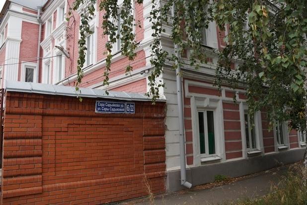 ВКазани ДУМ Татарстана передали сооружение прежнего медресе XIX века