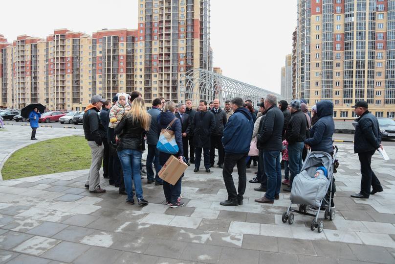 ВказанскомЖК «Солнечный город» сдали долгострой на136 квартир