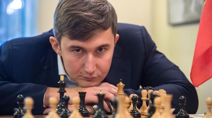 Шахматист Сергей Карякин проведет вКазани мастер-класс для школьников