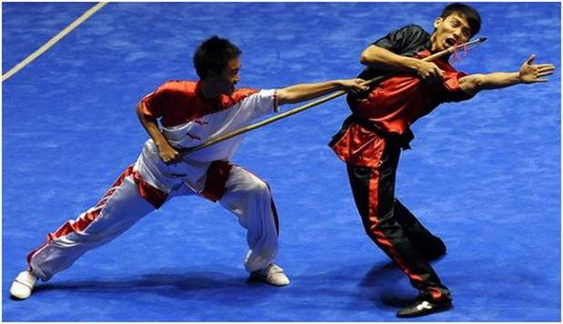 ВКазани стартовал 14-й чемпионат мира поспортивному ушу