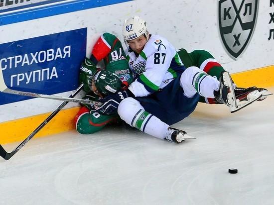 4 октября лидер «Востока» КХЛ «Ак Барс» принимает «Югру»