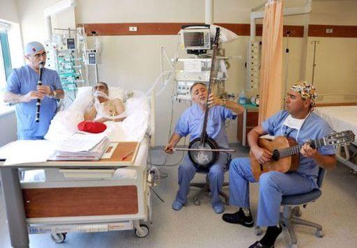 ВЧелнах начали использовать музыкотерапию