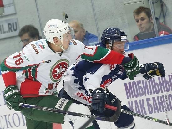 «Ак Барс» в Нижнем Новгороде разгромил «Торпедо» 5:0