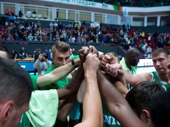 Баскетболисты УНИКСа обыграли французский «Леваллуа» вматче Кубка Европы