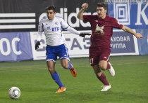 «Рубин» дома сыграл вничью с «Динамо» - 0:0