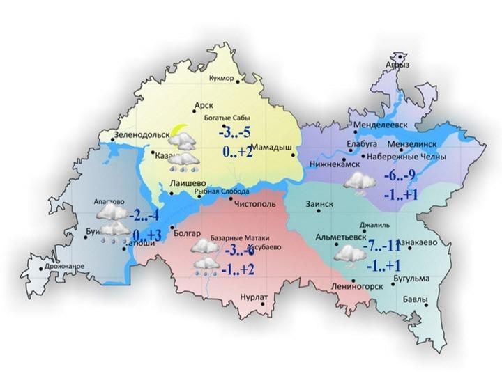 Воскресенье вПетербурге будет дождливым иснежным