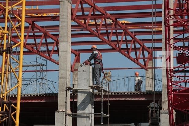 Ссамого начала года вТатарстане введено 1 892,9 тыс. кв. мжилья