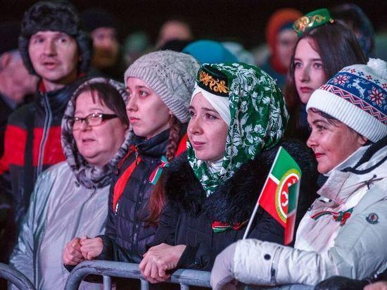 Рок по-татарски и массовое исполнение гимна