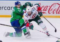 В «зеленом дерби» КХЛ «Ак Барс» в гостях разгромил «Салават Юлаев» 5:0