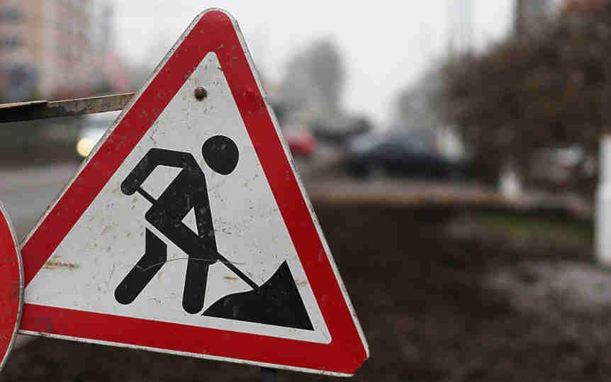 ВКазани перекрыли улицу Дубравная иАметьевскую магистраль