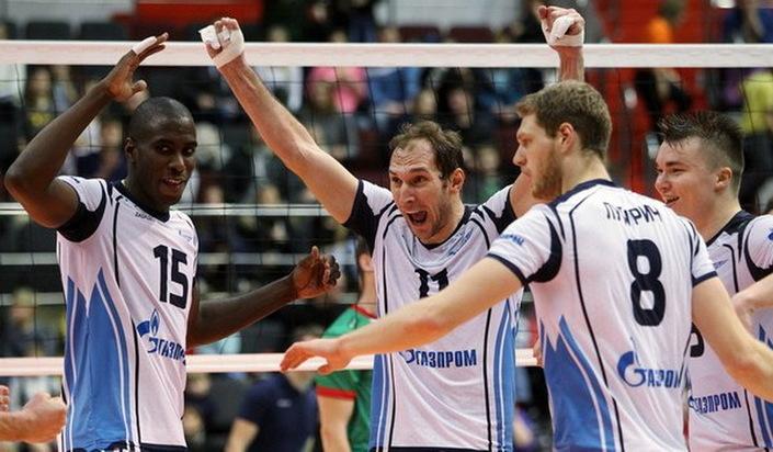 Питерский «Зенит» прервал 64-матчевую победную серию «Зенита-Казань»