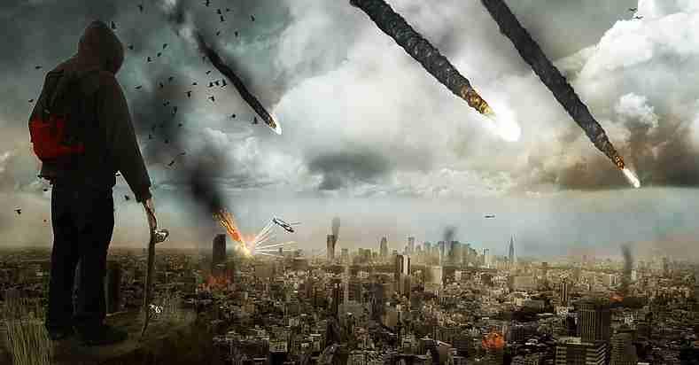 Возможное падение крупного метеорита наКазань— «это бред»